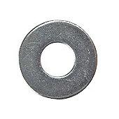 Forgefix Flat Penny Washer ZP M5 x 25mm Bag 10