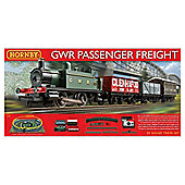Hornby Great Western Railway Passenger Freight Train Set