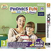 Phonics Fun with Biff, Chip and Kipper Vol.1 3DS