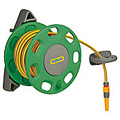 Hozelock 15m Wall mounted hose reel