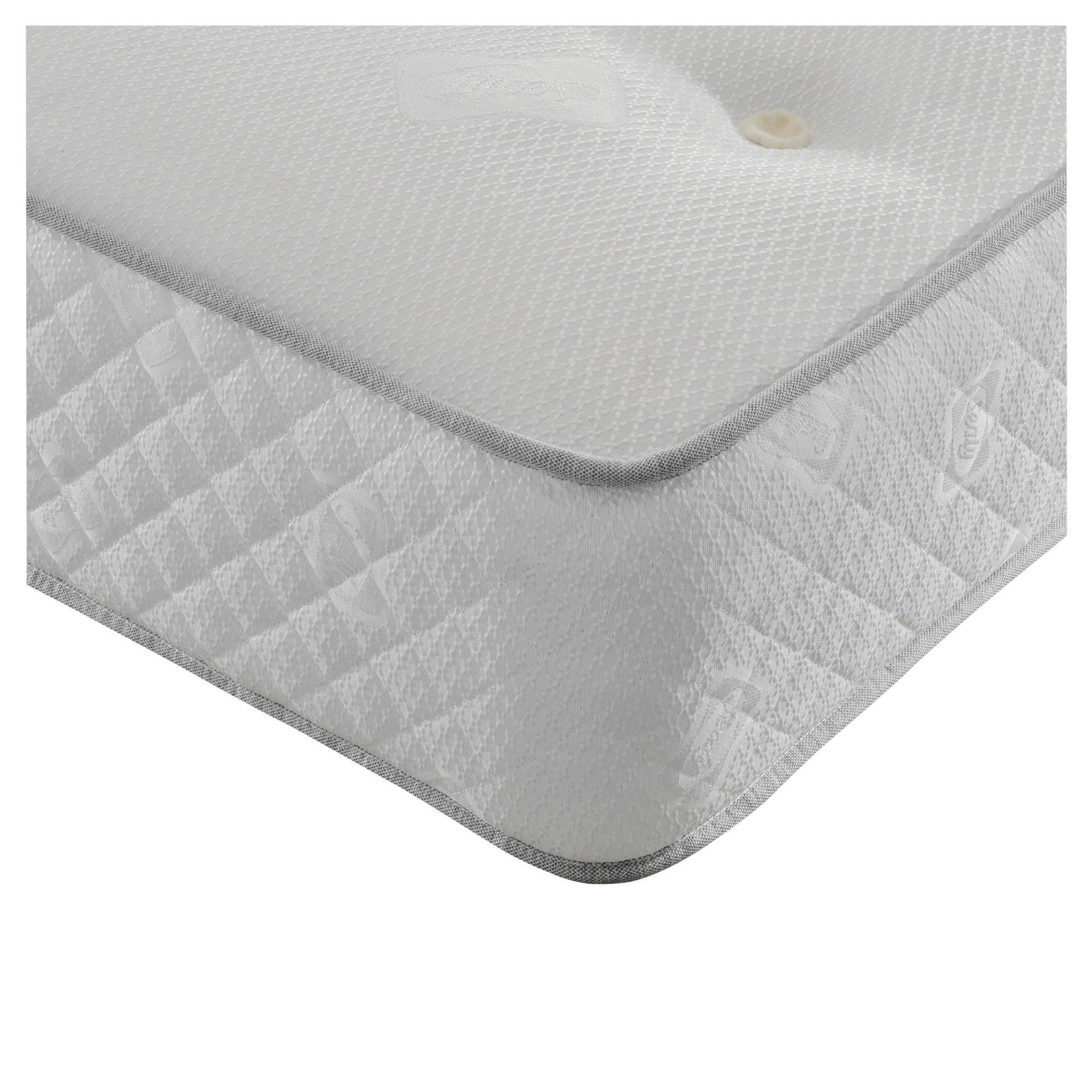 Sealy Purism Hand Tufted Super King Mattress (bedstead) at Tesco Direct