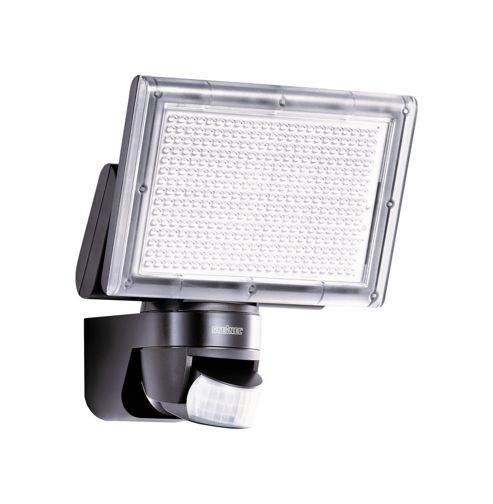 Steinel XLED HOME 3 black Wall mounted LED floodlight