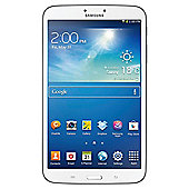 "Samsung Galaxy Tab 3 (8""/16GB/WIFI) White Tablet"