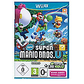 New Super Mario Bros plus New Super Luigi U - NintendoWiiU