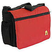 Out n About Changing Bag, Carnival Red