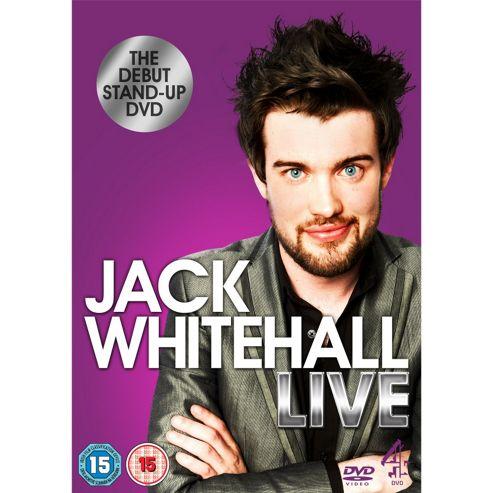 Jack Whitehall - Live (DVD)