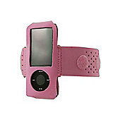 U-bop SportsGRIP Armband Holder (Pink) For iPod Nano 4G Chromatic 8gb, 16gb