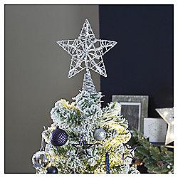 Silver Tree Topper
