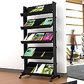 Easy Office Single Side Literature Display