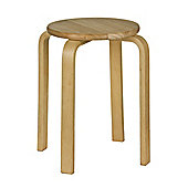 Premier Housewares Round Barstool (Set of 2)
