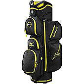 Mizuno Mens Eight50 Golf Bag (Cart) in Black