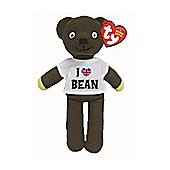 Ty Beanie Babies I love Mr Bean T Shirt Teddy Uk Exclusive