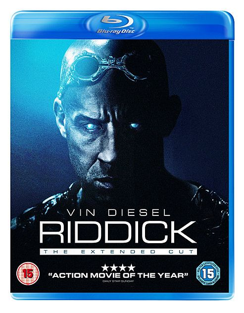 Riddick - Bluray