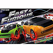 Scalextric Fast & Furious