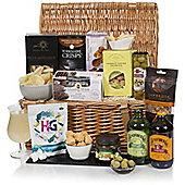 Luxury Alcohol Free Hamper Basket