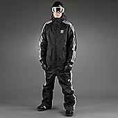 Adidas Snowboarding Mens Firebird Onepiece / Snow suit + Recco System - Black