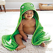 Skip Hop Zoo Hooded Towel Frog