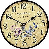 Roger Lascelles Clocks Bluebird Table / Wall Clock