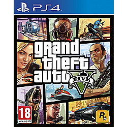 Grand Theft Auto V (PS4) with free copy of Whale Shark (Code)