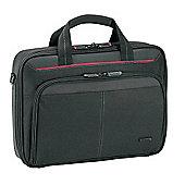 Targus Clamshell Black Nylon Laptop Case for 13.3 inch Notebooks