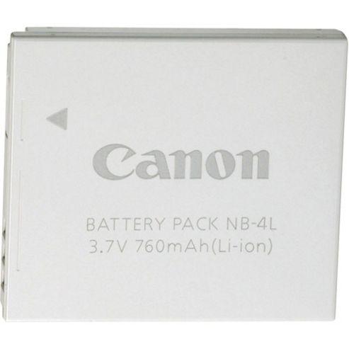 Canon NB-4L f IXUS 50 Battery/Li-Ion