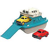 Green Toys FRBA-1038 Ferry Boat with Cars