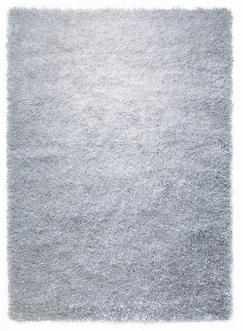 Esprit Cool Glamour White Shag Rug - 70cm x 140cm
