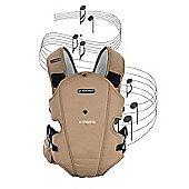Bebemon X-Music Baby Carrier - Sahara Beige