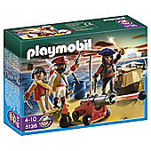 Playmobil Pirates Commander with Armory 5136