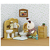 Sylvanian Chocolate Rabbit Brother Set