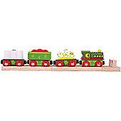 Bigjigs Rail Dinosaur Train