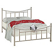 All Home Jackso Bed Frame - Black - Small Double (4')