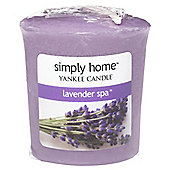 Yankee Candle Votive, Lavender Spa