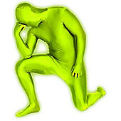 Morphsuit Glow Green - Medium