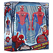 Spiderman Walkie Talkie Figures