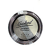 Nicka K Baked Terracotta Trio Eyeshadow-02 Sparkle Smoky