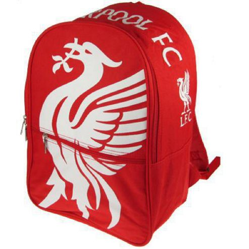 Liverpool FC Backpack Red
