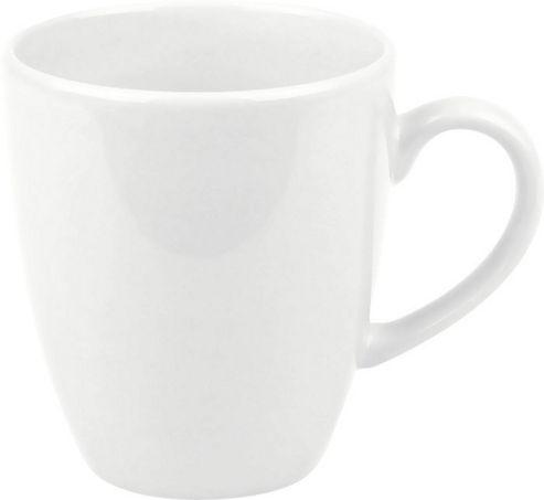 Waechtersbach Fun Factory Wellness Mug in White (Set of 4)