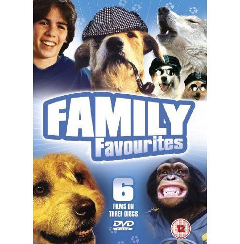 Family Favourites 6 DVD Pack (DVD Boxset)