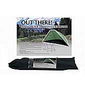 Out There Waterproof Fishermans Shelter (220x115x115cm)