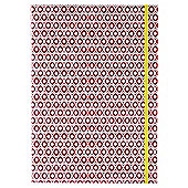 Rendezvous A4 Stitch Bound Jotter Book