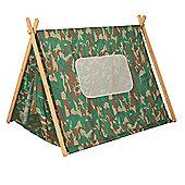 PlayKraft Camo Tent