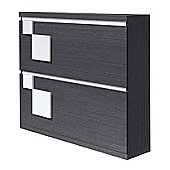Gallego Sanchez Concept Shoe Storage - Ash and White