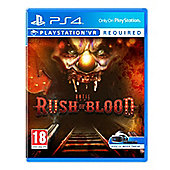 Until Dawn: Rush of Blood PS4 (Virtual Reality)