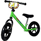 Kiddimoto Junior Bike (Neon Green)