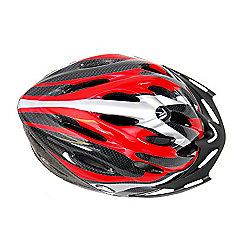 Coyote Sierra Adult Helmet Red Medium 54-59cm