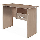 Jimbo - Home Office Storage Desk / Workstation - Light Oak