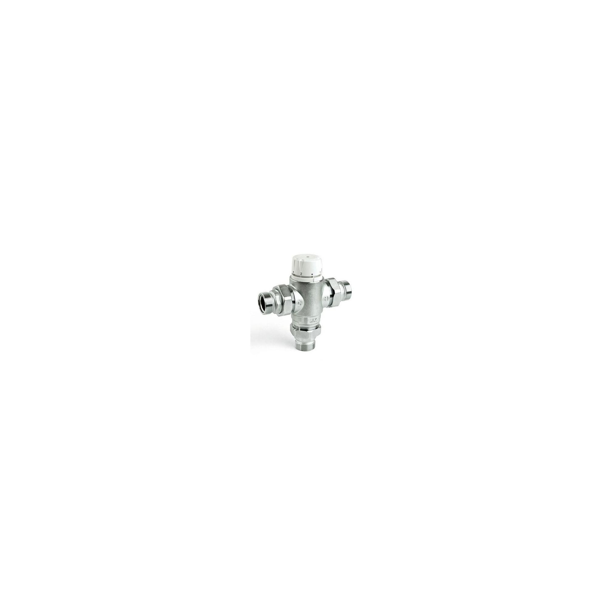 Intamix Pro Thermostatic Mixing Valve 2 with Screwed Iron at Tesco Direct