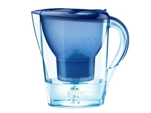 Brita 100003 Marella Cool Water Filter Blue