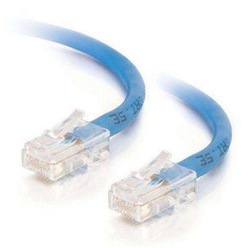 Cat5E Assembled UTP Patch Cable Blue 10m: 83027